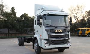Bán xe tải JAC A5 thùng dài 9m7, nhận xe ngay
