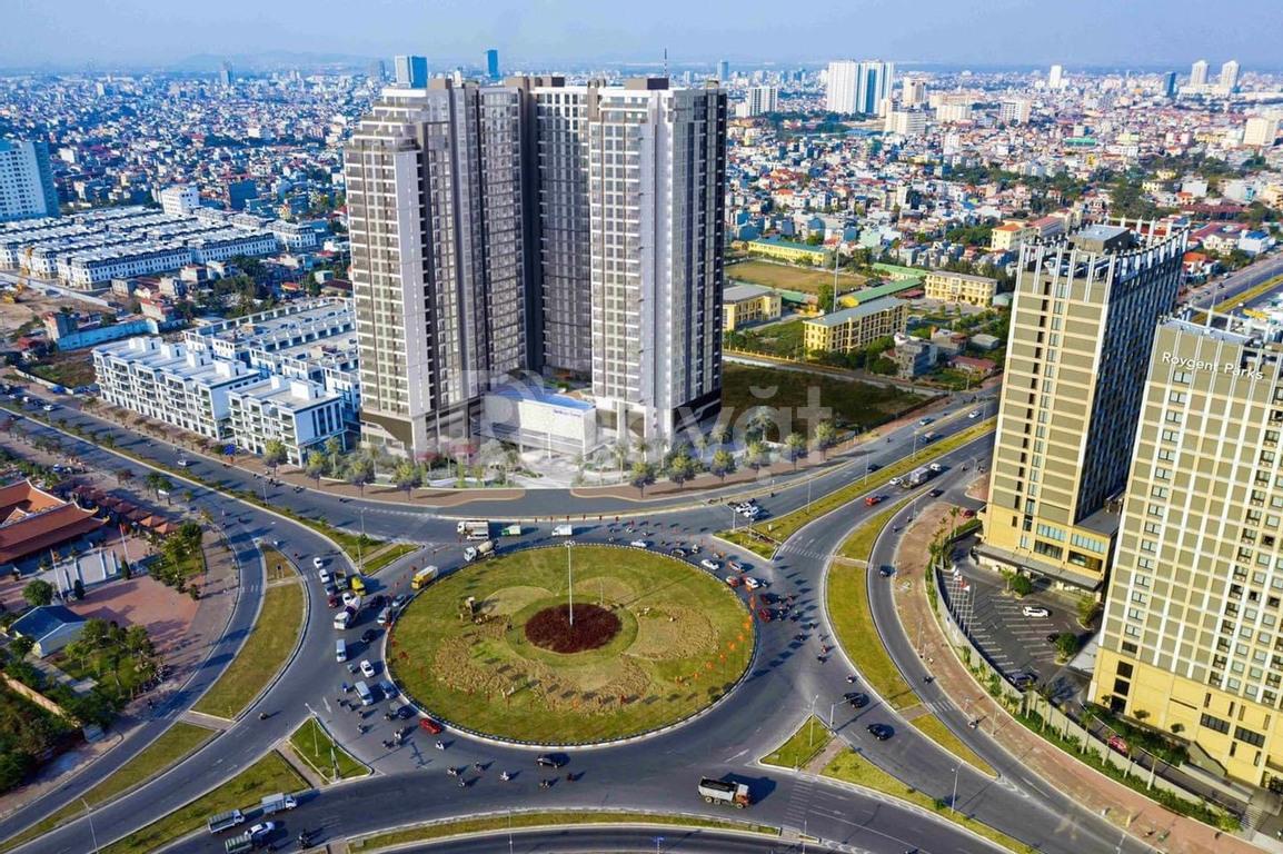 Chung cư Sentosa Skypark Hải Phòng