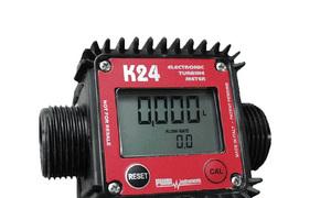 Đồng hồ đo dầu K24, đồng hồ xăng dầu điện tử