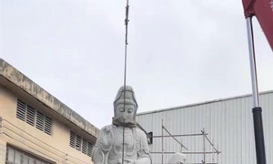 Tượng phật Đài Loan, nhận đặt tạo tác tôn tượng phật theo yêu cầu