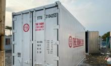 Container lạnh 20 feet sơn mới có sẳn