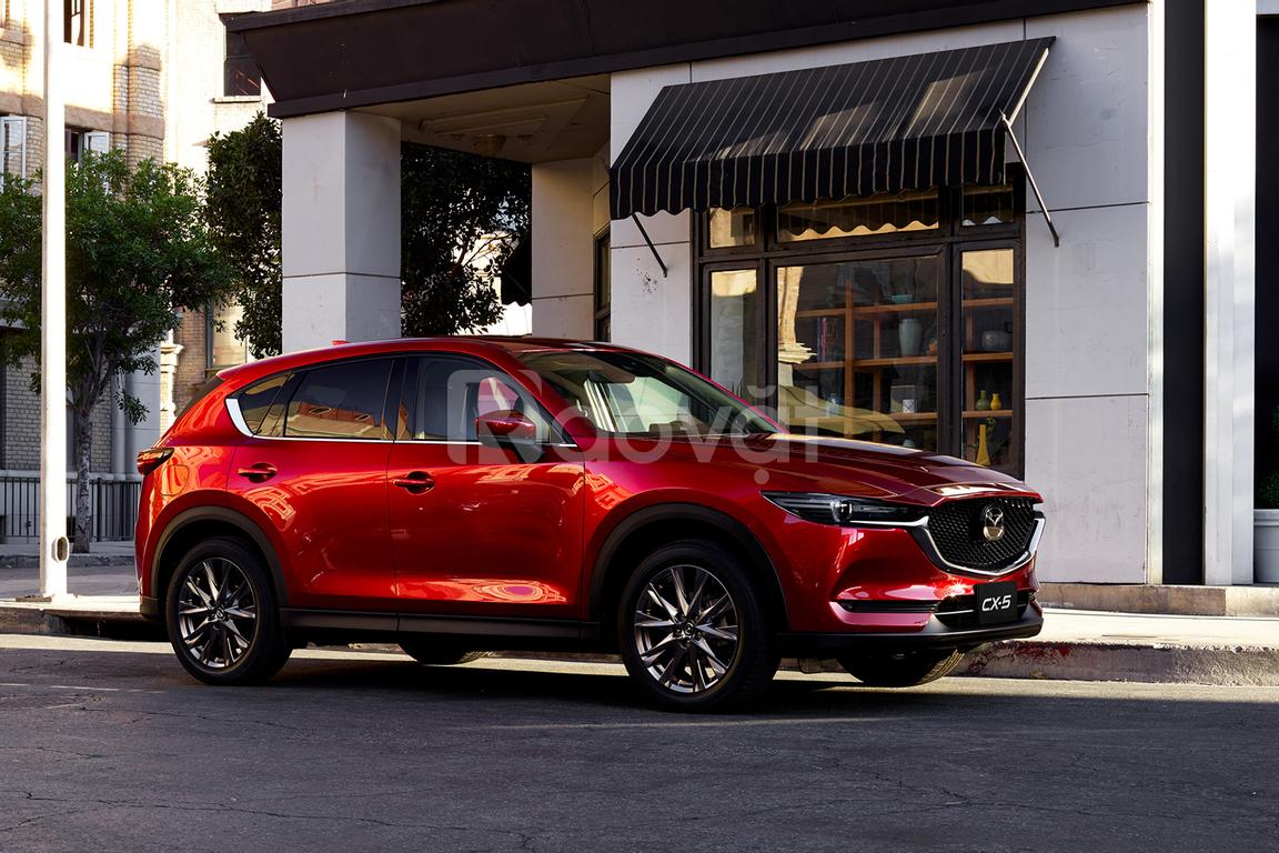 Giá xe lăn bánh Mazda CX5