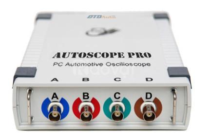 Auto Scope 01CH công cụ đo xung điện cho ô tô, xe máy