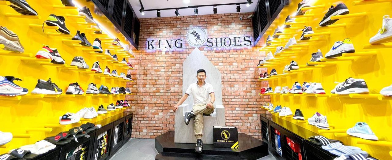 Top shop giày thể thao chạy bộ sneaker uy tín đến King Shoes