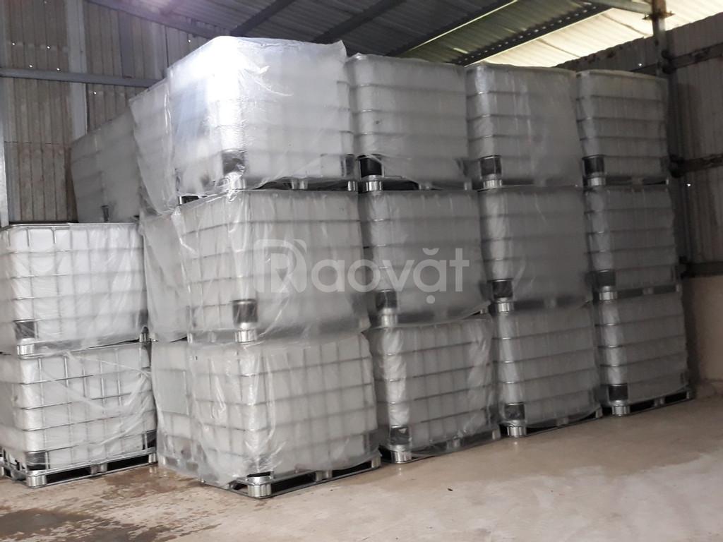 Tank IBC 1000 lít mới đựng thực phẩm