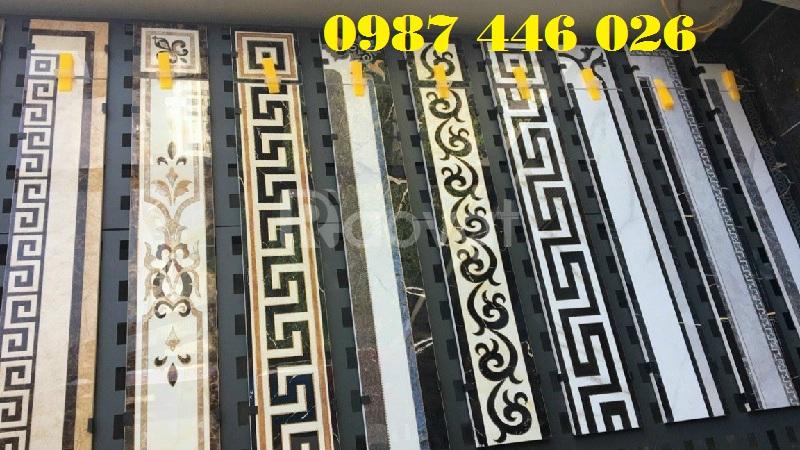 Viền gạch cao cấp lát sàn, chân tường 15x80cm HP4652