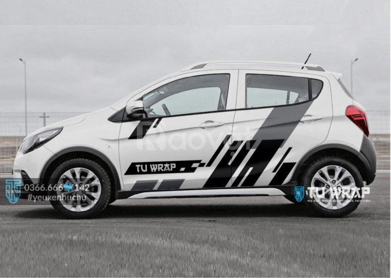 Tem xe Fadil đẹp lạ mới 2021