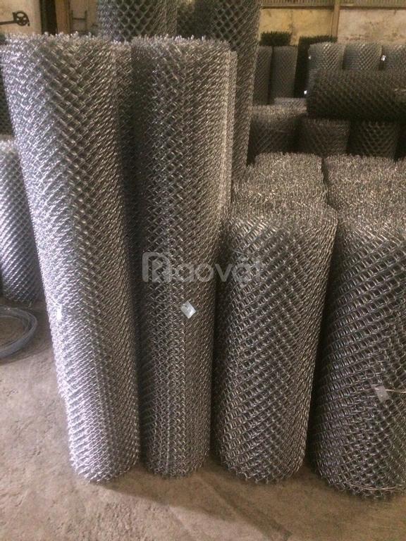 Lưới thép B40 dạng cuộn hàng sẵn có
