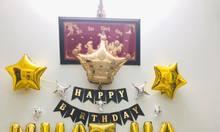 Phụ kiện trang trí sinh nhật cho bé