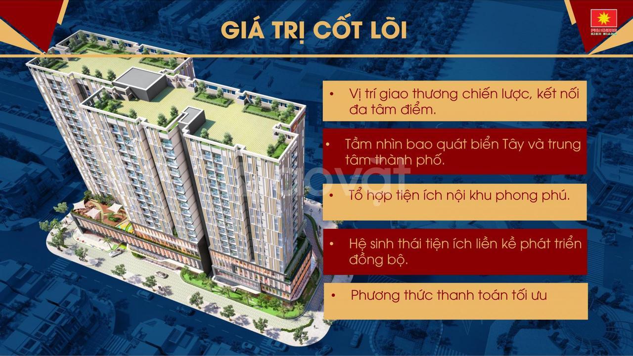 Chỉ 8 căn hộ cuối cùng suất ngoại giao, chung cư cao cấp Sophia Center