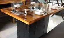 Cung cấp chân bàn sắt hộp chân bàn giá rẻ tại Bắc Ninh