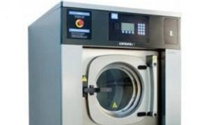 Máy giặt vắt công nghiệp Girbau HS-6023