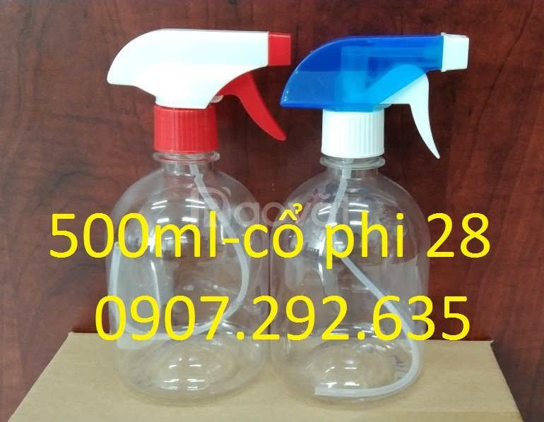 Cung cấp mặt hàng chai, lọ, vòi nhựa cho ngành hóa chất, mỹ phẩm