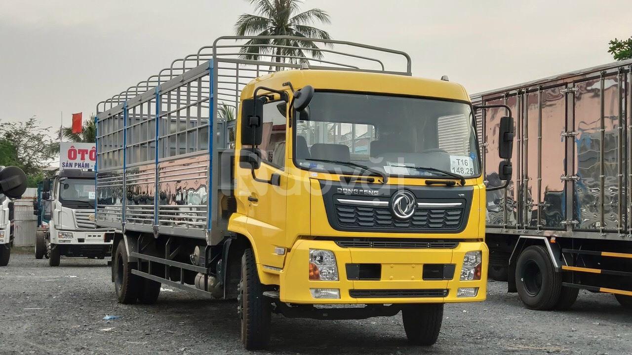 Bán xe Dongfeng Hoàng Huy thùng dài 7m7 nhập khẩu đời 2021 mới 100%