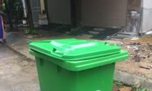 Thùng rác nhựa HDFE 120L, 240L giá rẻ
