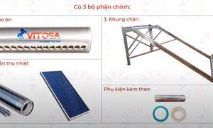 Phụ kiện máy nước nóng năng lượng mặt trời