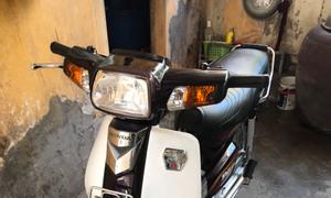 Honda dream Việt sản xuất 2012