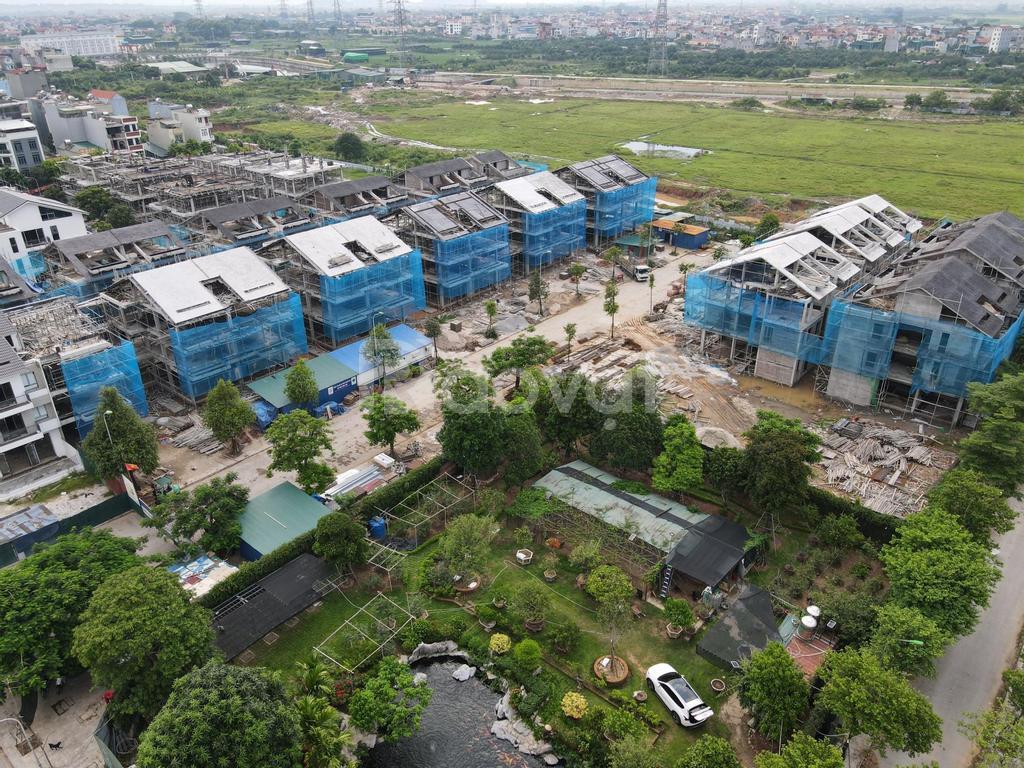 Căn góc khu biệt thự Dương Nội Hà Đông