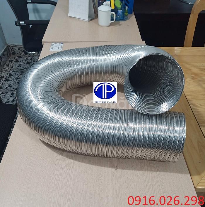 Bán ống nhôm nhún D125 nhà hàng giá rẻ