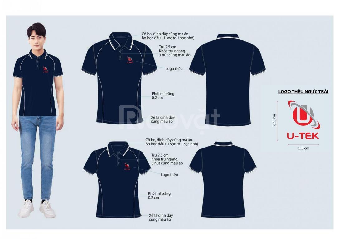 Gia công áo đồng phục công ty TPHCM