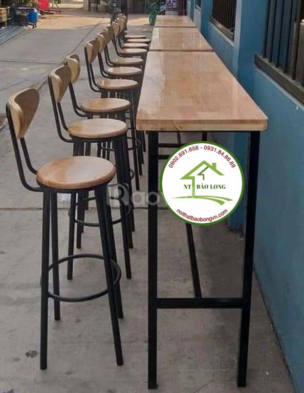 Thanh lý ghế bar cafe giá rẻ TPHCM