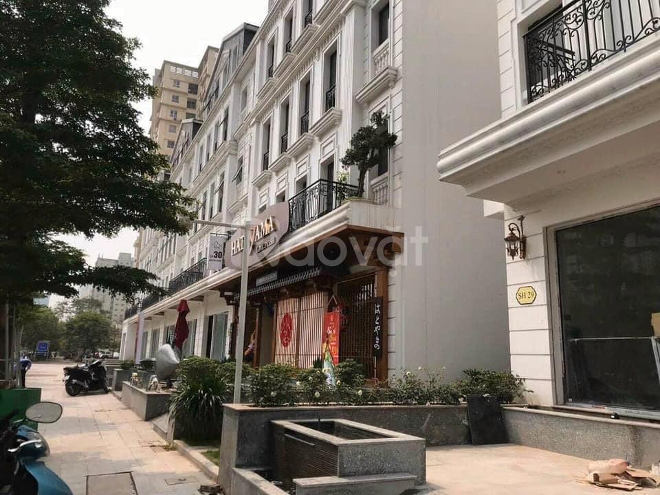 Nhà phố phân lô để kinh doanh nhà hàng, spa quận Cầu Giấy