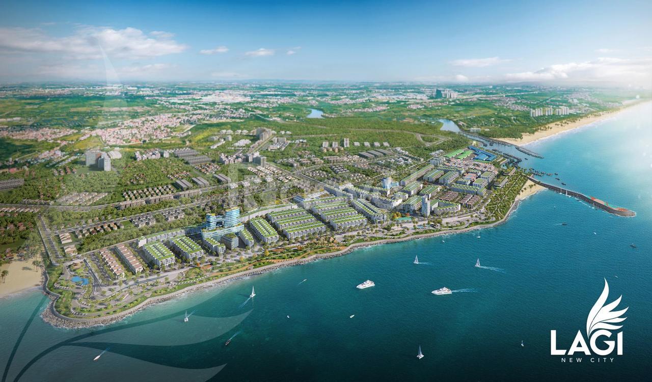 Chính chủ cần bán đất biển Lagi, Bình Thuận, sổ đỏ sở hữu lâu dài