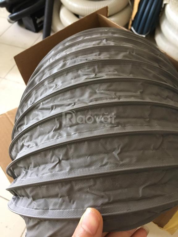 Ống gió mềm vải Tarpaulin dùng trong hệ thống cung cấp không khí