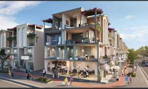 Nhà phố biển shophouse trục đường 30m giá rẻ trên thị trường