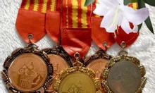 Thiết kế huy chương đúc, huy chương kim loại đẹp
