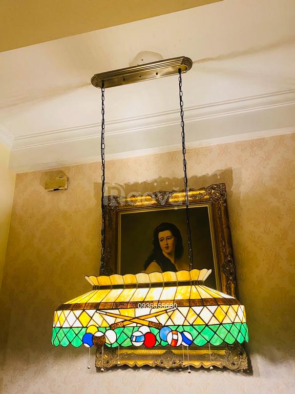 Đèn tiffany thả bàn ăn