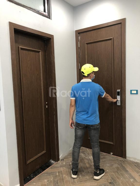Cửa nhựa gỗ composite khu vực Bắc Ninh