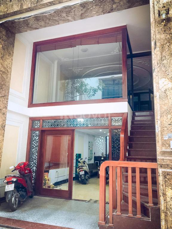 Bán nhà phố Nguyễn Thị Định, Cầu Giấy, DT 65m2, 7T, MT 4,7m