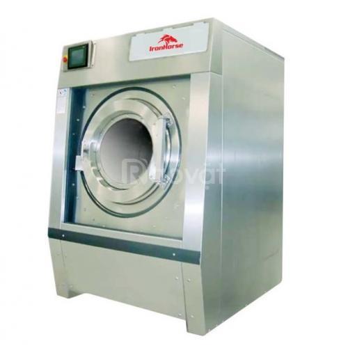 Máy giặt vắt công nghiệp 34kg Iron Horse IHSP-75