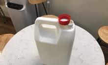 Can nhựa đựng hóa chất, 5 lít, can nhựa có garenty
