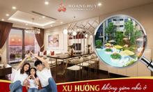 Mua nhà Hoàng Huy Commerce, tặng ngay Iphone 13