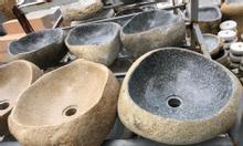 Thanh lý chậu rửa lavabo đá tự nhiên giá rẻ tại Tp HCM