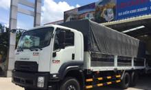 ISUZU 15 tấn, thùng Bạt 7.7m, KM tiền mặt