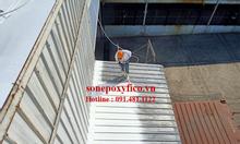 Thi công sơn chống nóng mái tôn tại Bình Định