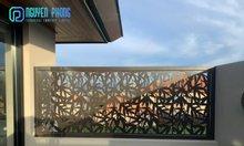 Đẹp an toàn sáng tạo với những mẫu hàng rào sắt CNC, với giá tốt