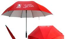 Ở Huế đặt mua ô dù cầm tay in logo quảng cáo uy tín, chất lượng ở đâu