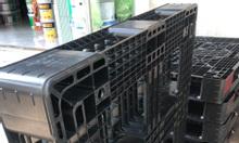 Chuyên phân phối pallet nhựa cũ giá rẻ trên thị trường