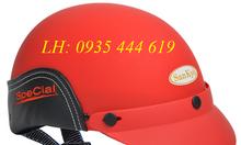 In logo mũ bảo hiểm theo yêu cầu, giá rẻ