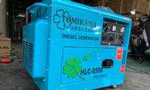 Máy phát điện chạy dầu hàng Nhật công suất nhỏ gia đình