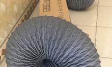 Nơi bán ống gió mềm vải, ống vải Tarpaulin D200, D250, D300, D400