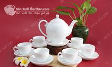 Cung cấp ấm chén, ấm trà Bát Tràng, Minh Long đẹp giá rẻ Hồ Chí Minh