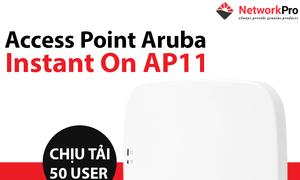 Đặt mua bộ phát Wifi Aruba Instant On AP11 chính hãng FPT