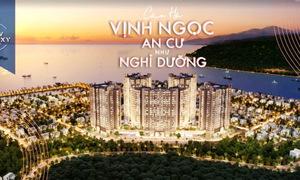 Căn hộ biển Nha Trang, sở hữu lâu dài, thanh toán 1%/tháng