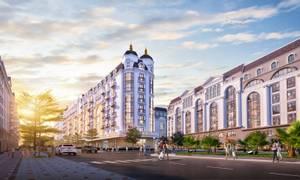 Bán khách sạn 8.5 tầng TT khu vui chơi giải trí Đảo Ngọc Phú Quốc