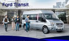 Mua ngay Ford Transit Luxury để nhận được ưu đãi đặc biệt